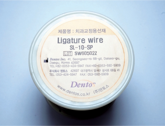 Dentos Korea Ligature Wire