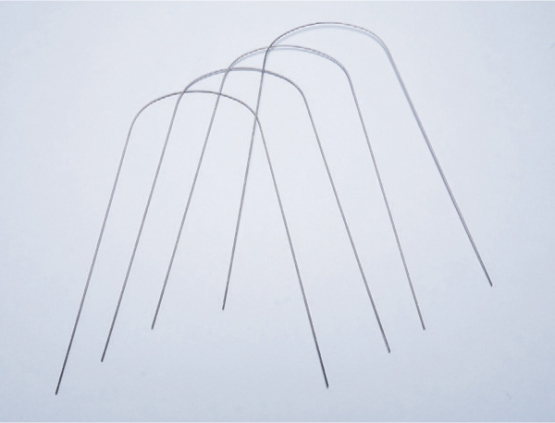 Dentos Korea Stainless Steel Lingual Arch Wires