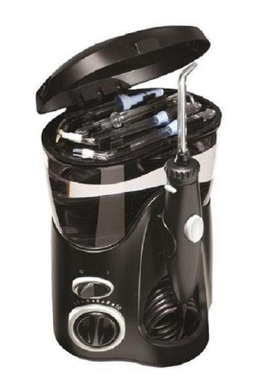 WaterPik Ultra Dental Water Jet (7 Tips - Black Satin)