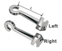 DentoSmile Long Curved Crimpable Hook